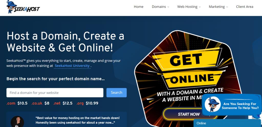 Finding the best domain registrar