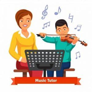 Music-online-tutor-teaching-via-video-chat