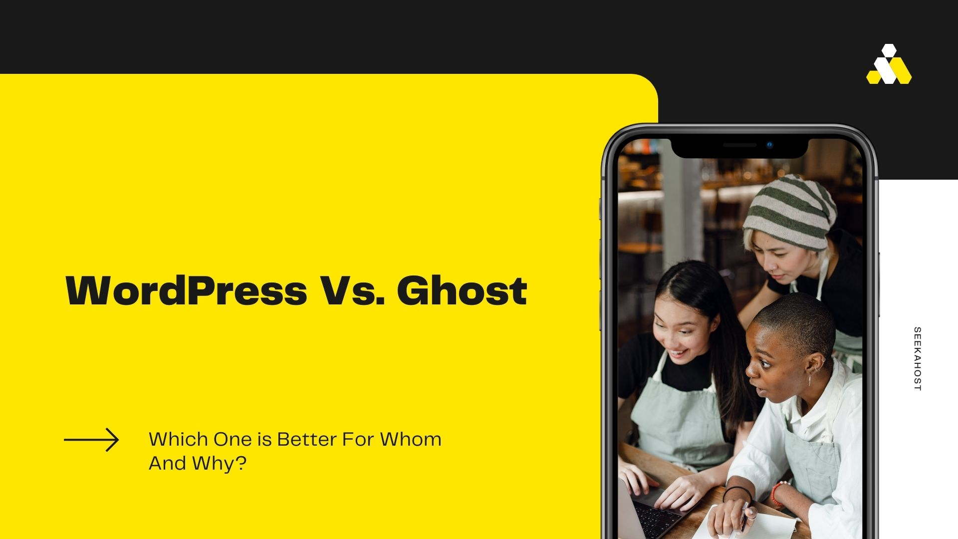 WordPress Vs. Ghost