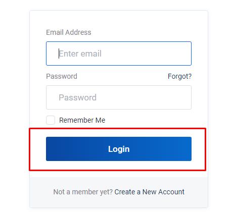 client area login