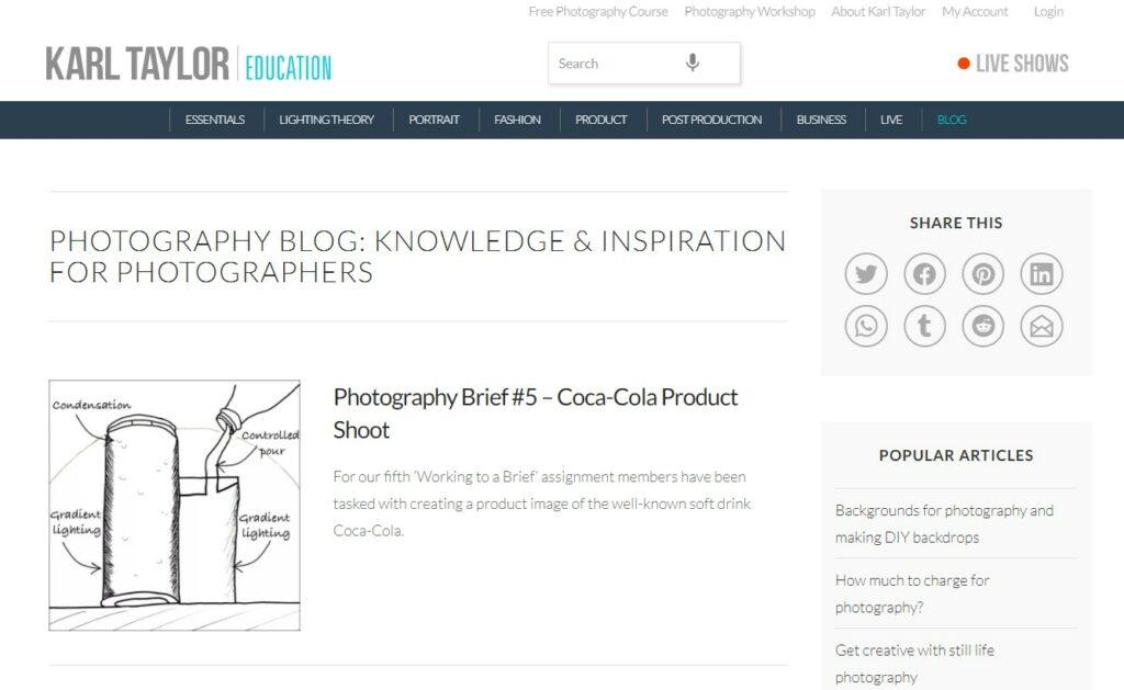 photography-blog-and-training-platform