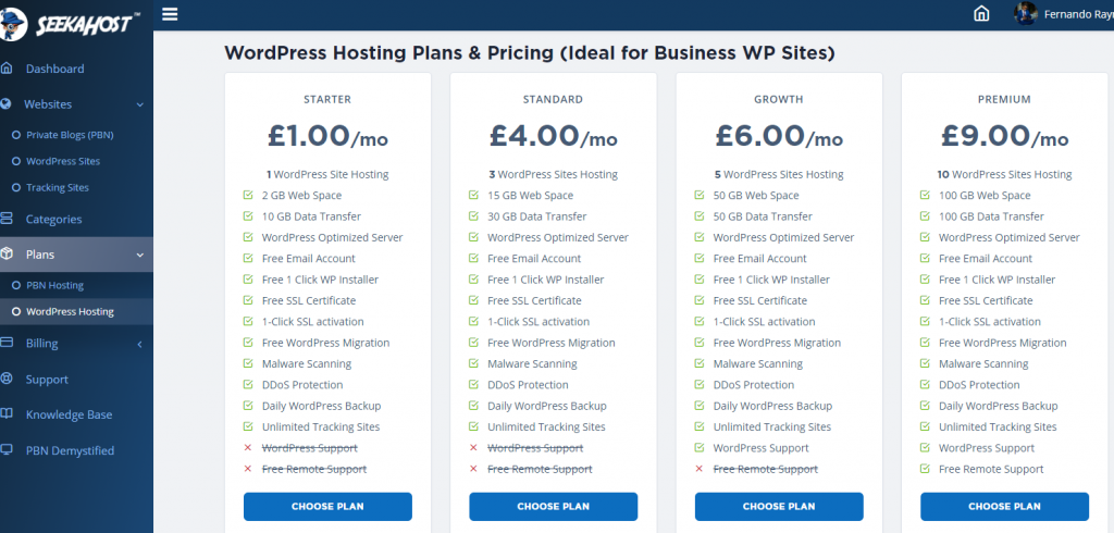 Buy-WordPress-hosting-with-the-seekapanel-plans