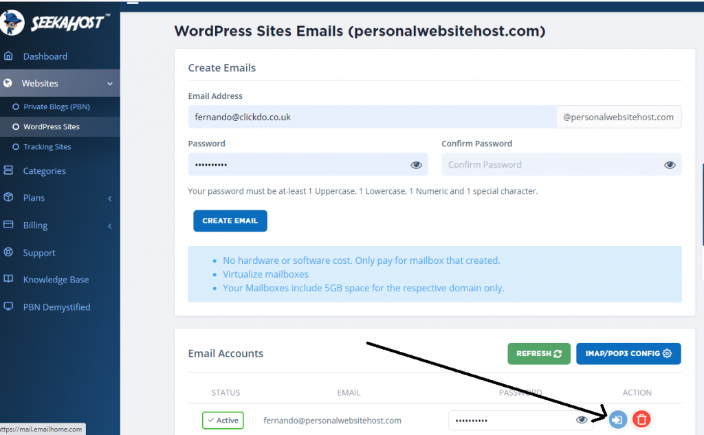 How to Make an Email Address with Custom Domain?