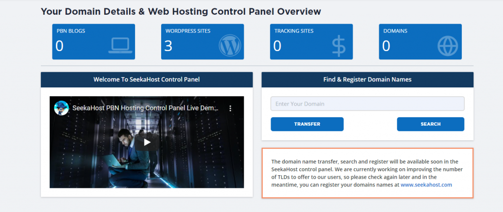 WordPress PBN Hosting