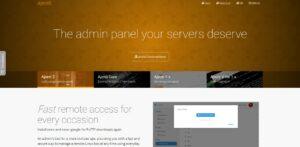 Ajenti Web Server Admin Panel