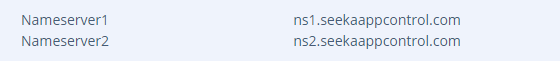 What is a Nameserver