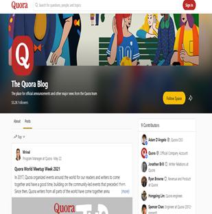 Quora-app-for-bloggers