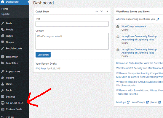 Schema Configuration in WordPress