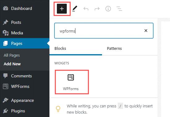 Adding custom user registration form in WordPress
