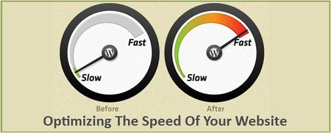 optimizing the speed of your website