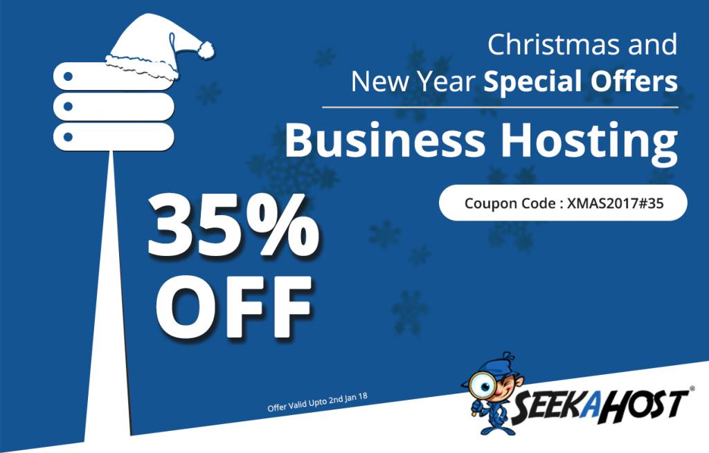 business hosting offer
