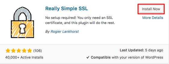really simple ssl seekahost