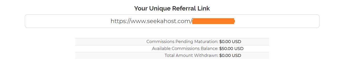 Referral Link